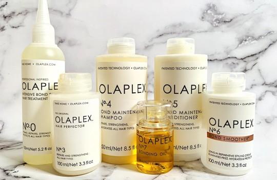 Olaplex Bond Building Haircare System