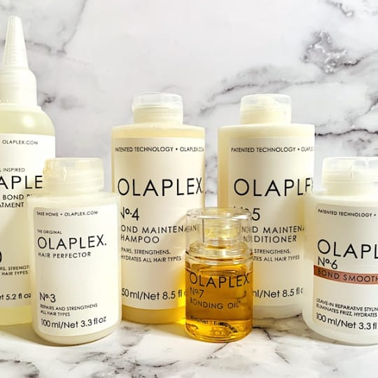 Olaplex Bond Building Haircare System