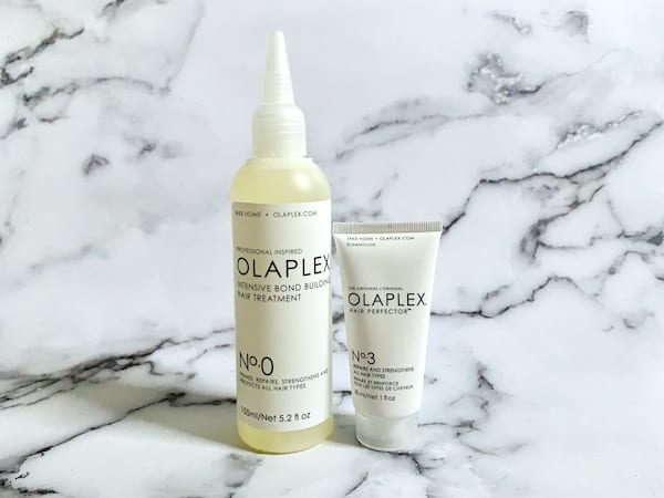 Olaplex No. 0 Intensive Bond Building Hair Treatment Kit