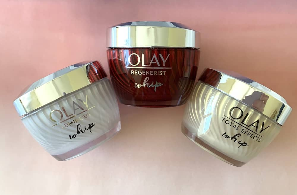 Olay Whips Moisturizer Collection