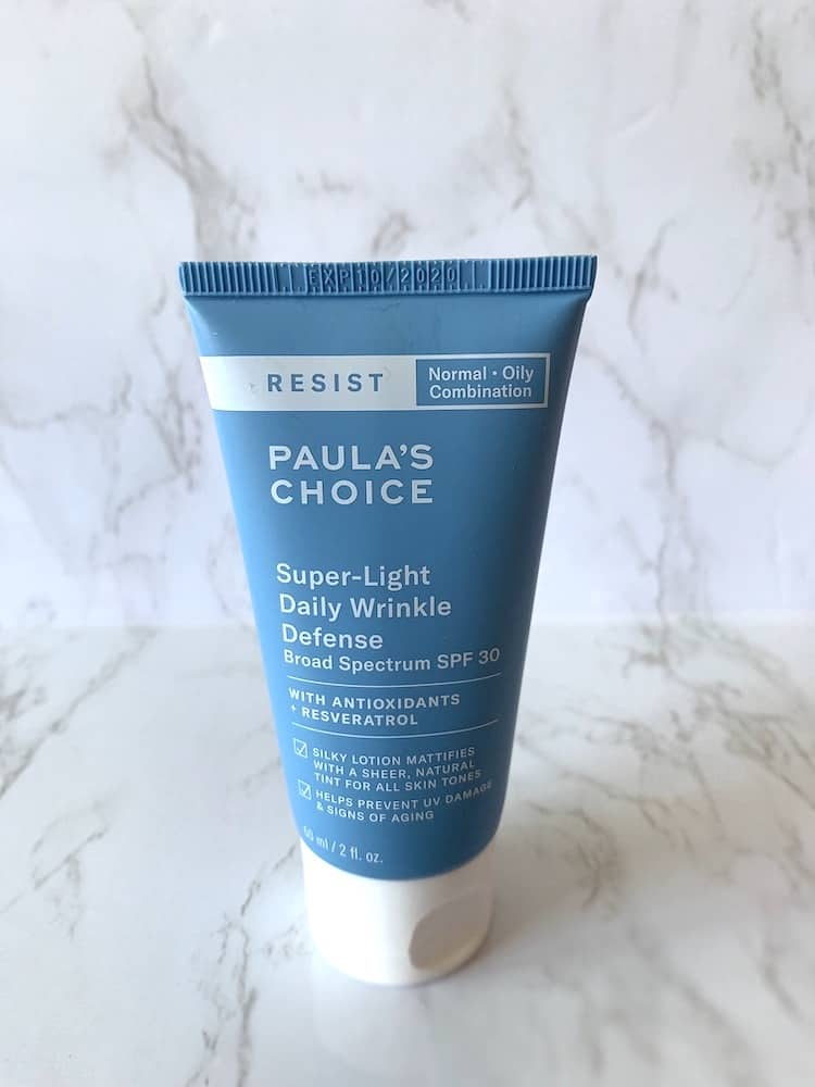 Paula's Choice-RESIST Super-Light Daily Wrinkle Defense SPF 30