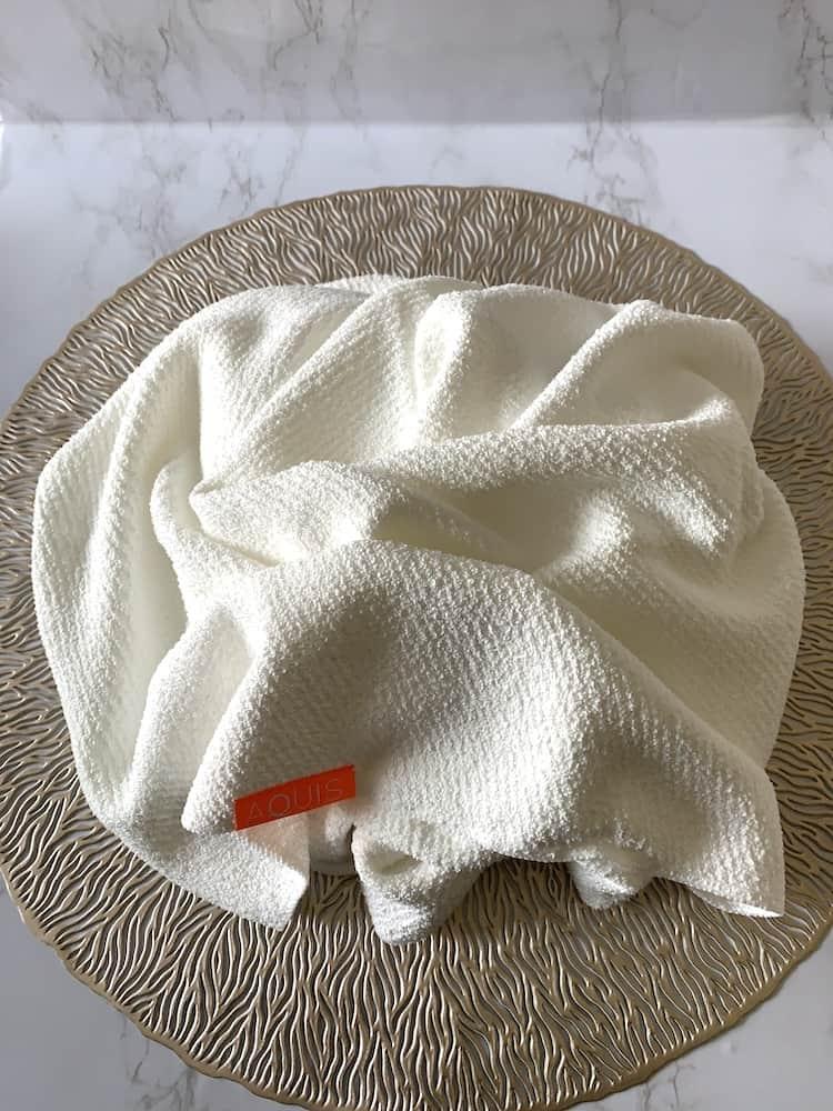 Aquis Lisse Luxe Hair Rapid Dry Long Hair Towel