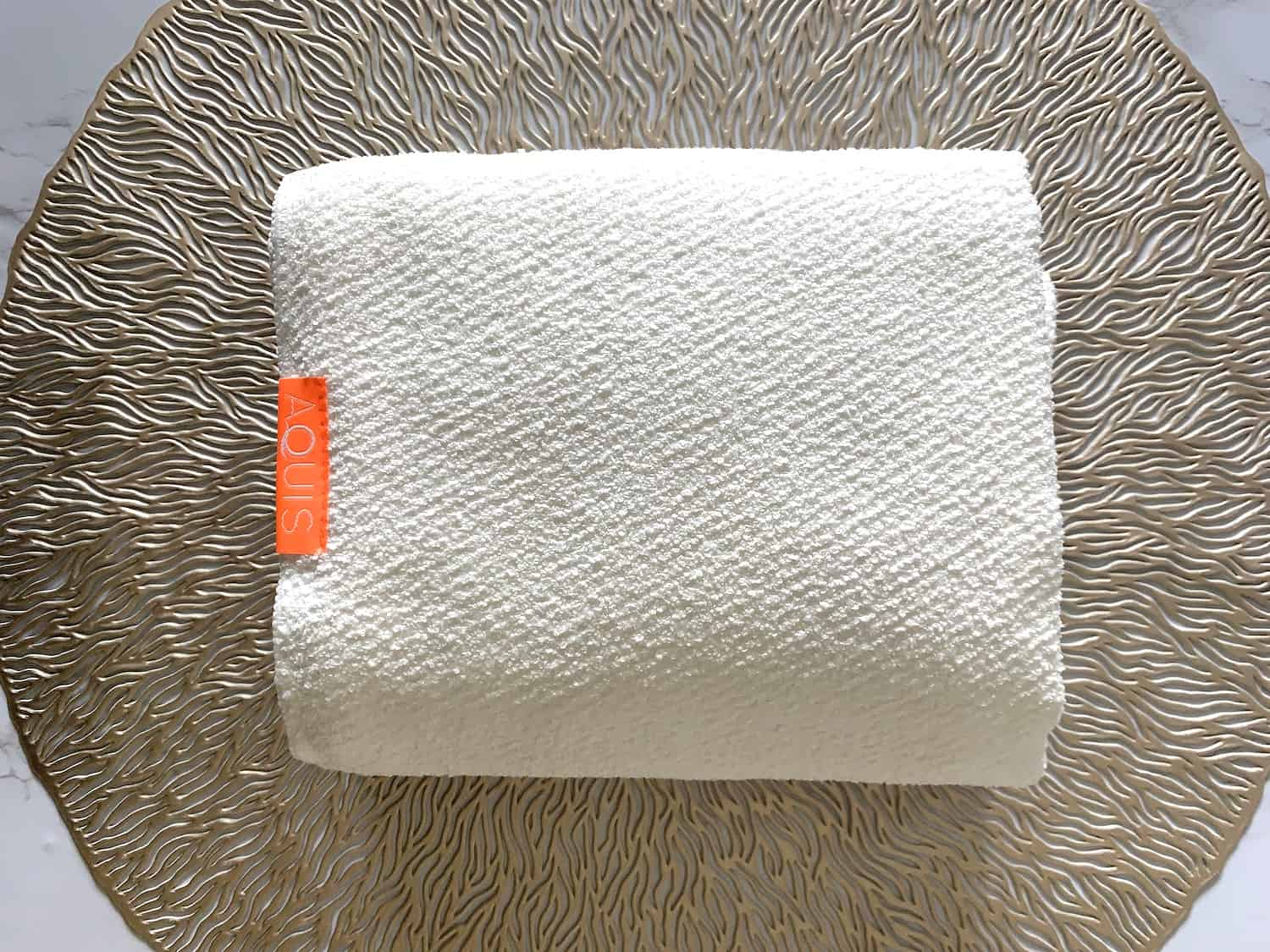 Aquis Lisse Luxe Rapid Dry Long Hair Towel