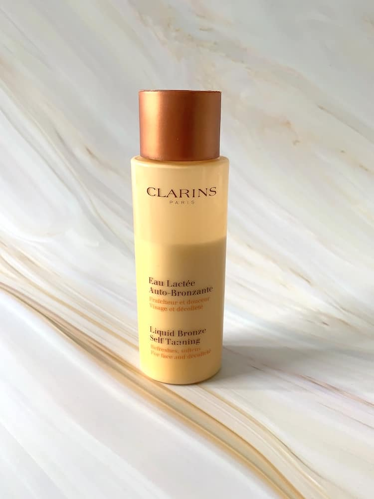 Clarins Liquid Bronze Self Tanning