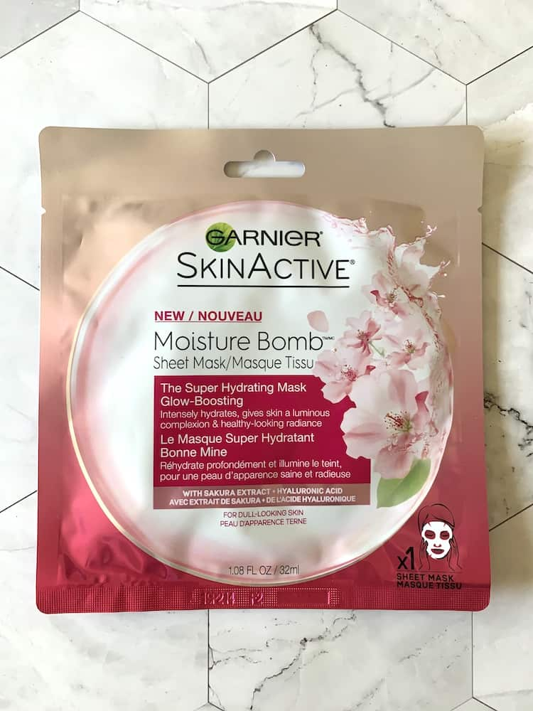 Garnier SkinActive The Super Hydrating Sheet Mask