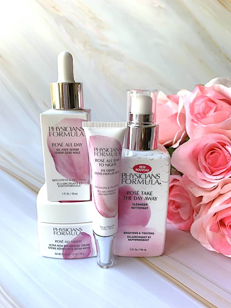 Physicians Formula Rosé All Day/Night Collection
