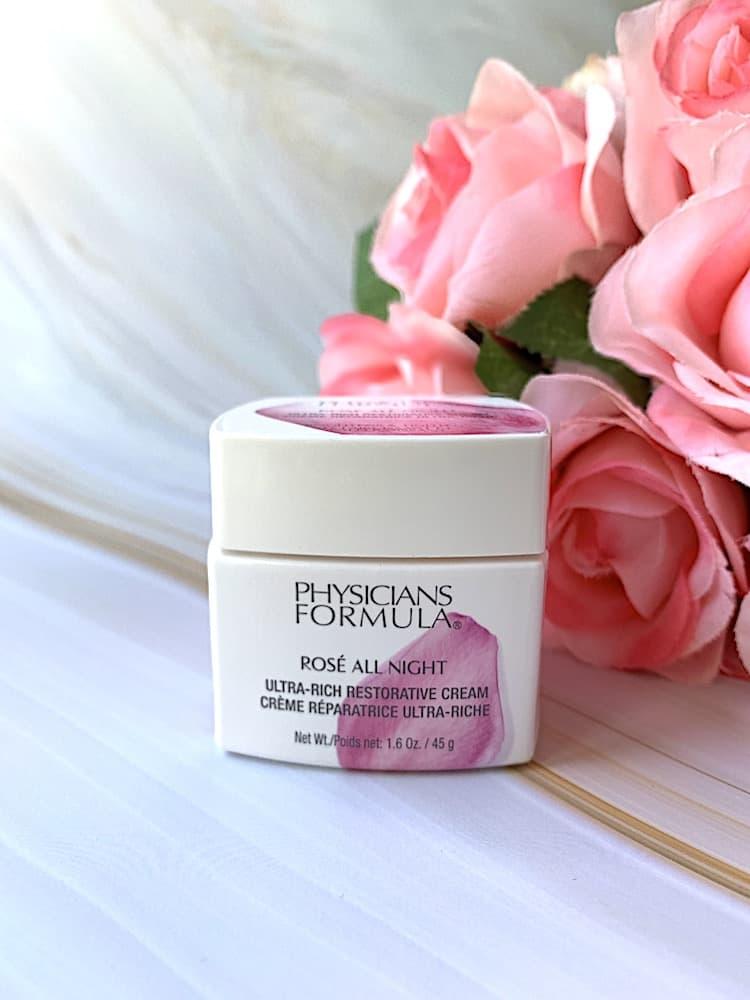 Physicians Formula Rosé All Night Ultra-Rich Restorative Night Cream