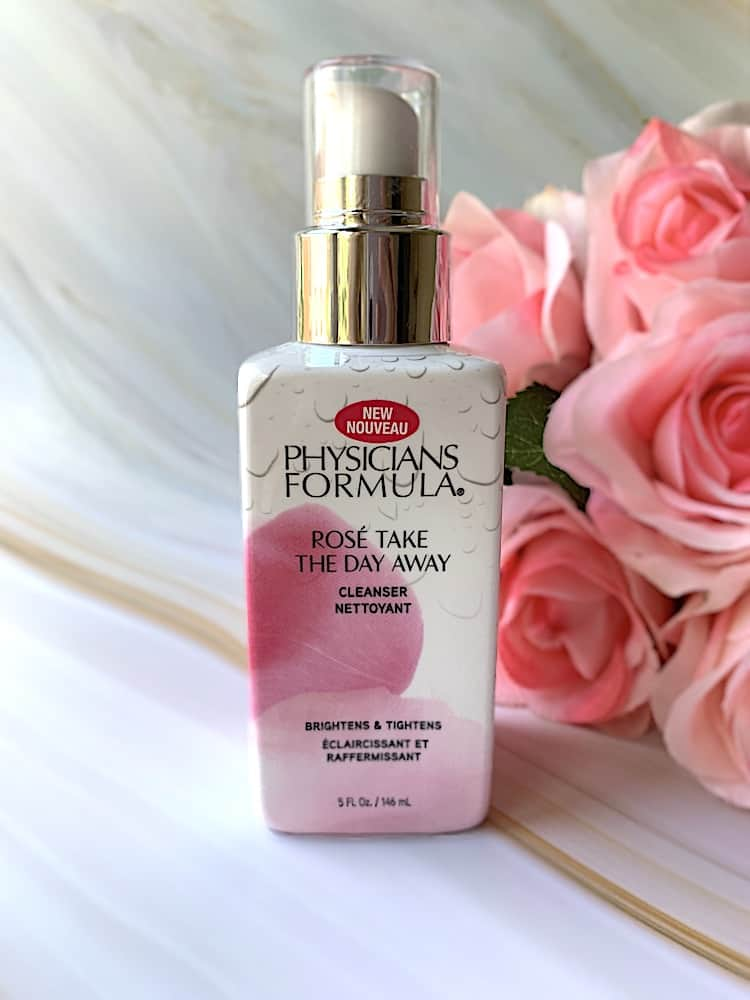 Physicians Formula Rosé Take The Day Away Cleanser