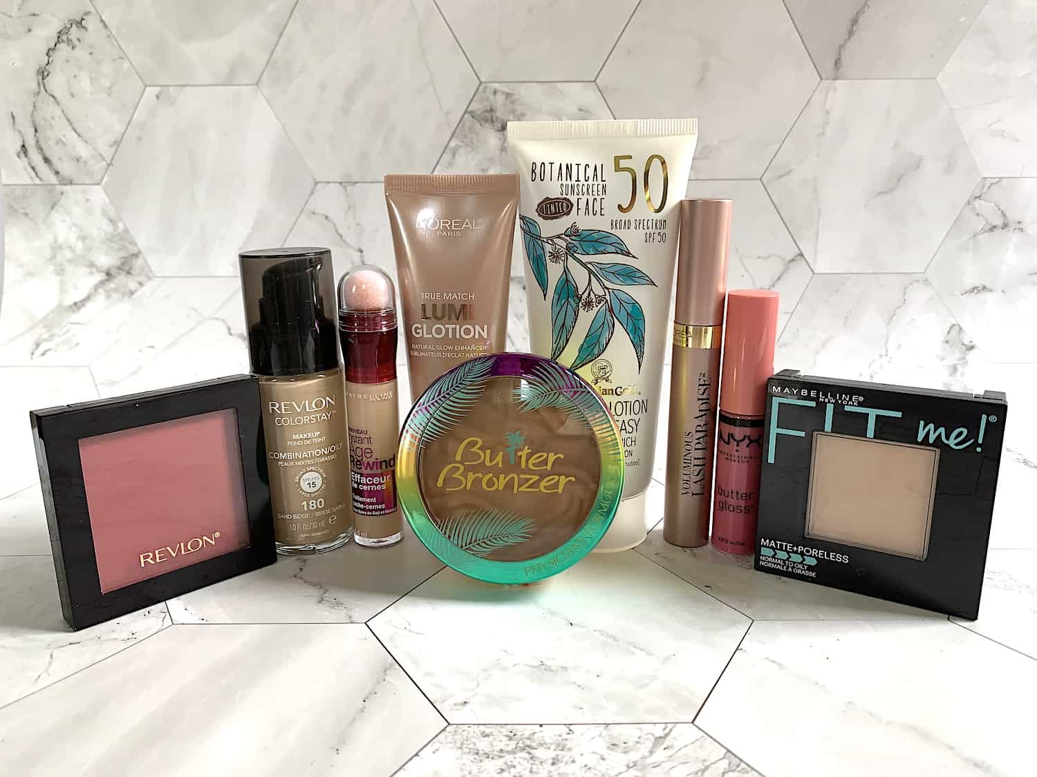 Drugstore Beauty Must-Haves