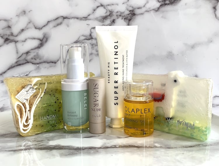 Recent Favorites - Skincare, Haircare, Bath & Body