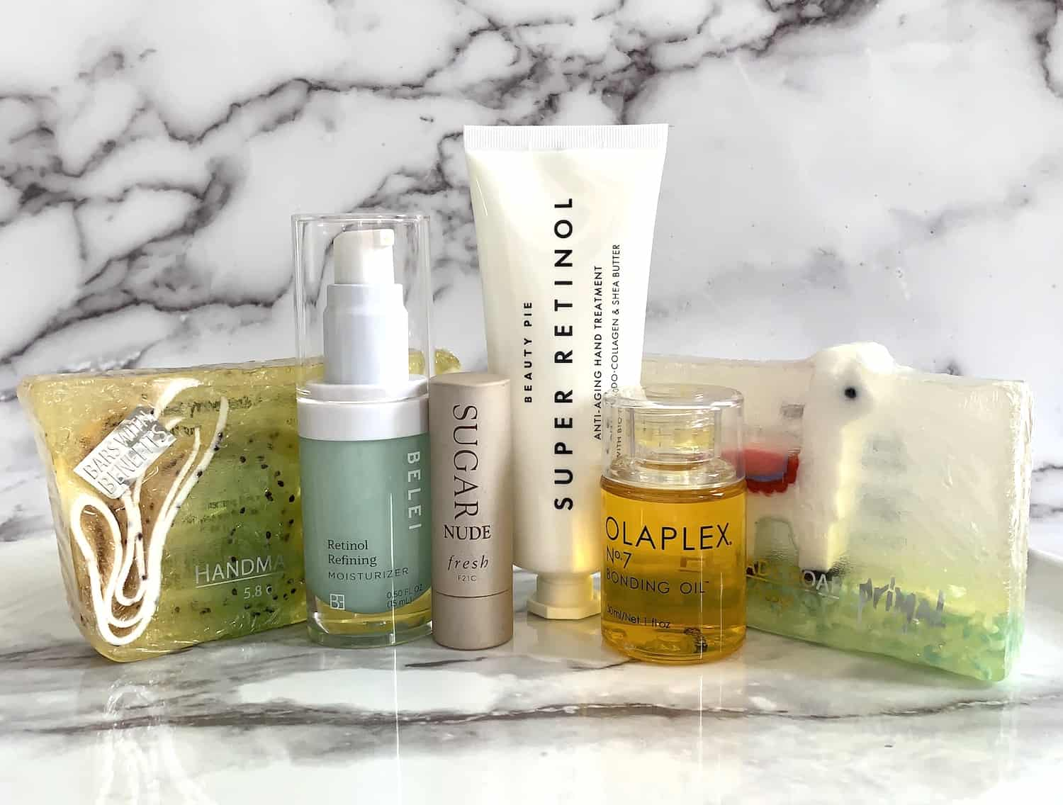 Recent Favorites - Skincare, Haircare, Bath & Body