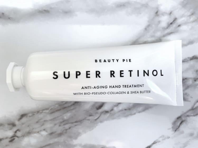 Beauty Pie Super Retinol Anti-Aging Hand Treatment Cream