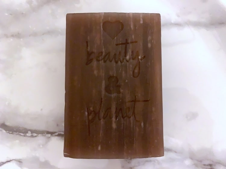 Love, Beauty & Planet Argan Oil Relaxing Rain Lavender Bar Soap