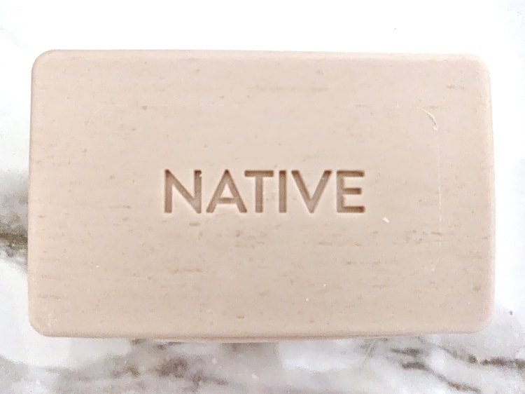 Native Coconut Vanilla Bar Soap