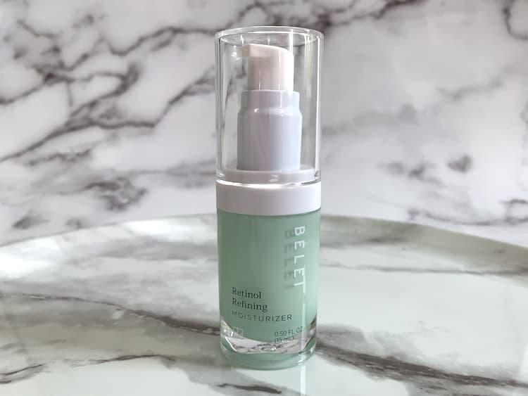 Amazon Belei Skincare Retinol Refining Moisturizer