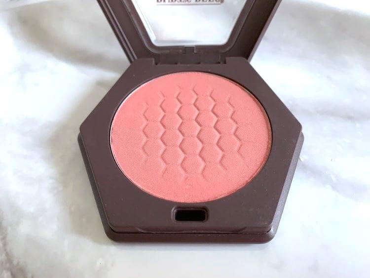 Burt's Bees Shy Pink Blush with Vitamin E