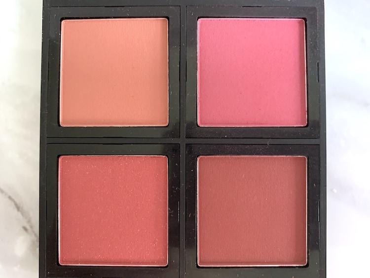 e.l.f. Cosmetics Powder Blush Palette - Dark