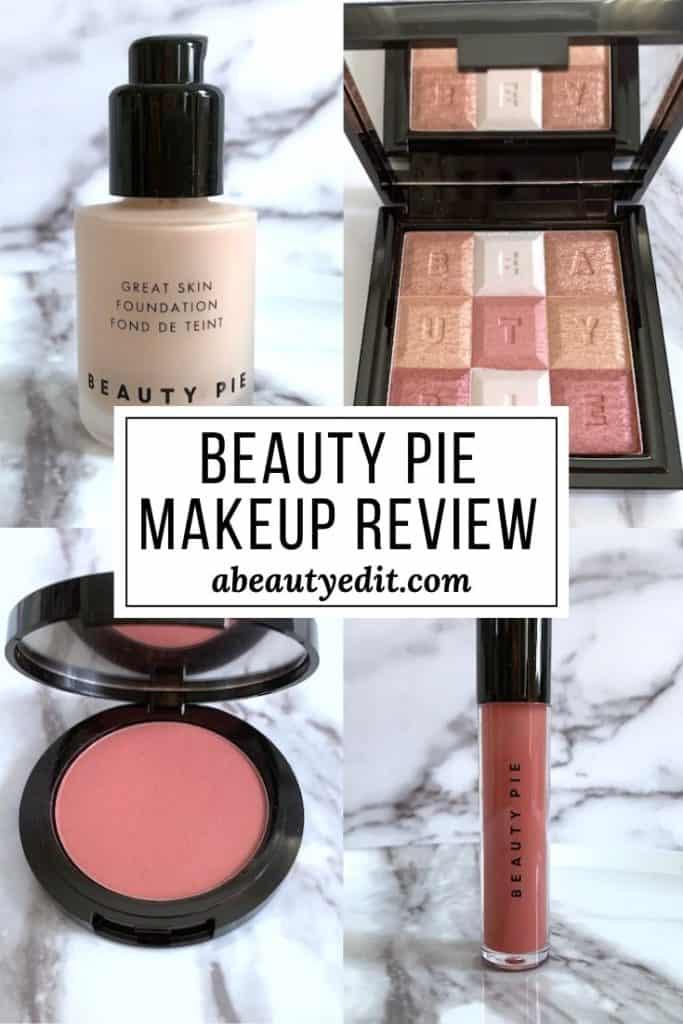 Beauty Pie Makeup Review