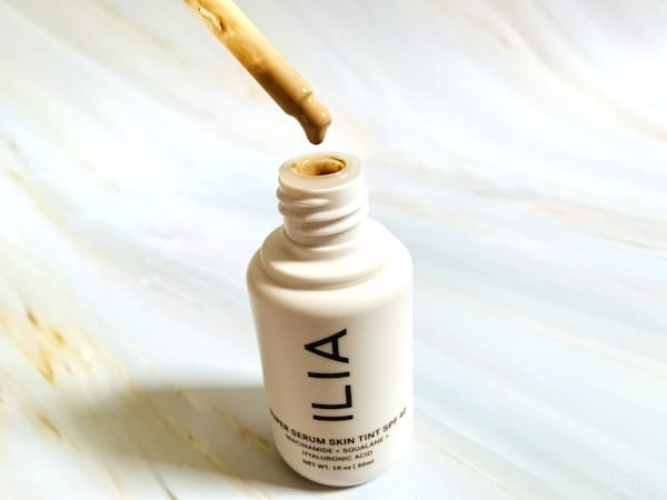 Ilia Super Serum Skin Tint SPF 40 Foundation with Dropper
