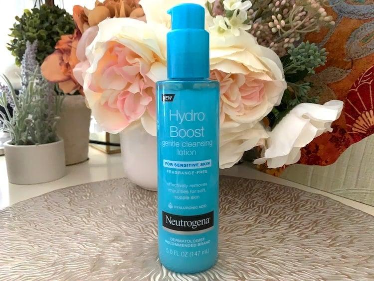 Neutrogena Hydro Boost Gentle Cleansing Lotion