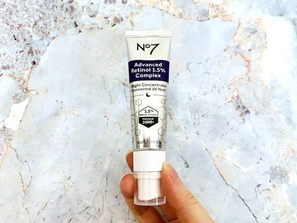 No7 Beauty Advanced Retinol 1.5% Complex Night Concentrate