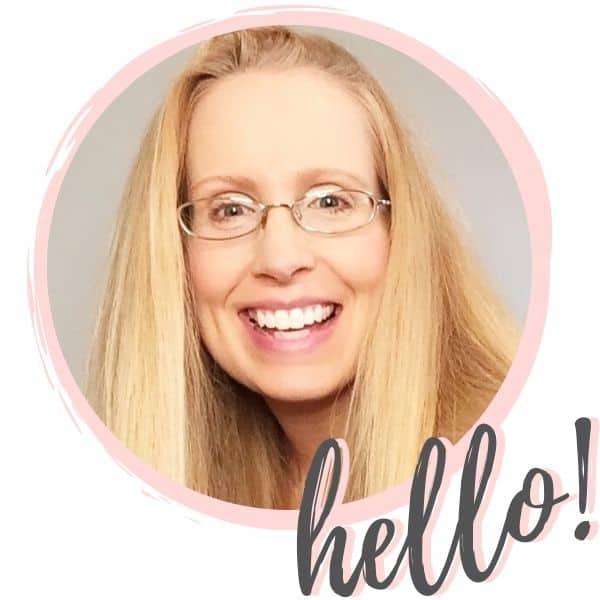 Hello! I'm Sarah