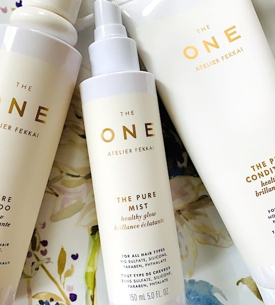 Fekkai The One - The Pure Shampoo, Conditioner and Hair Mist