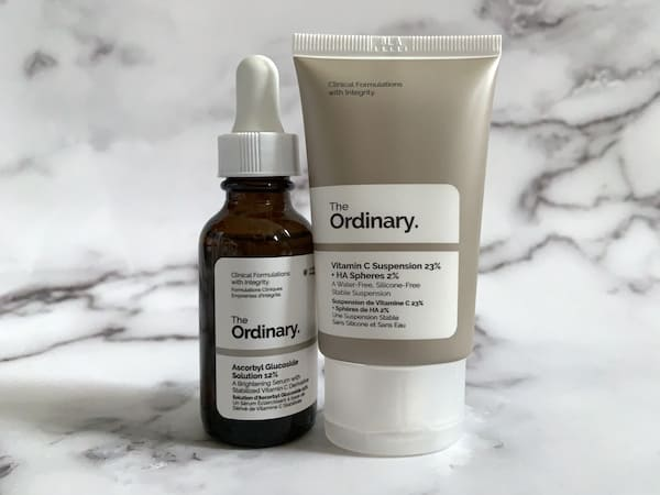 The Ordinary Vitamin C Treatments