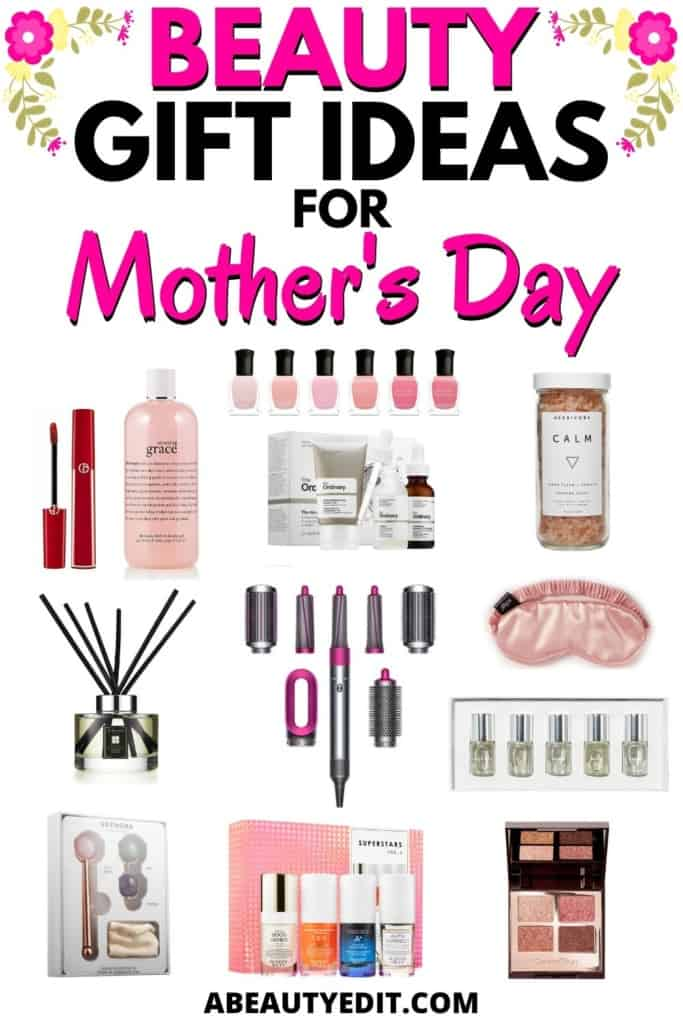Beauty Gift Ideas for Mothers Day 2020