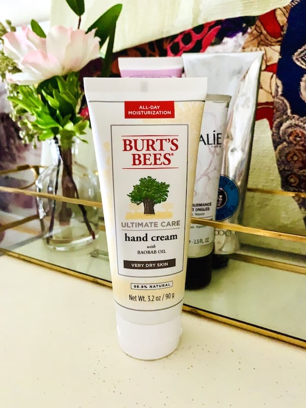 Burt's Bees Ultimate Care Hand Cream with Baobab Oil