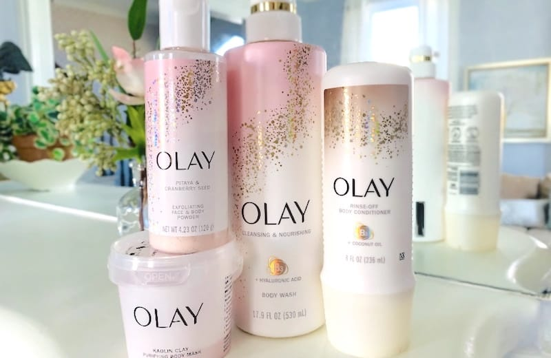 Olay Body Skincare Review