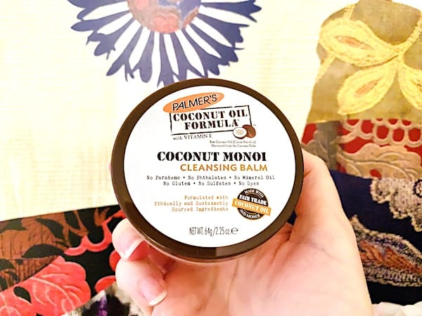 Palmer's Coconut Monoi Cleansing Balm