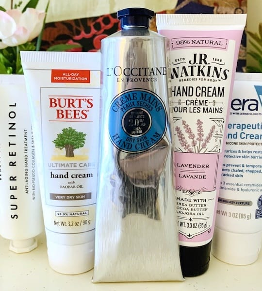 The Best Drugstore and Luxury Hand Creams for Dry Skin