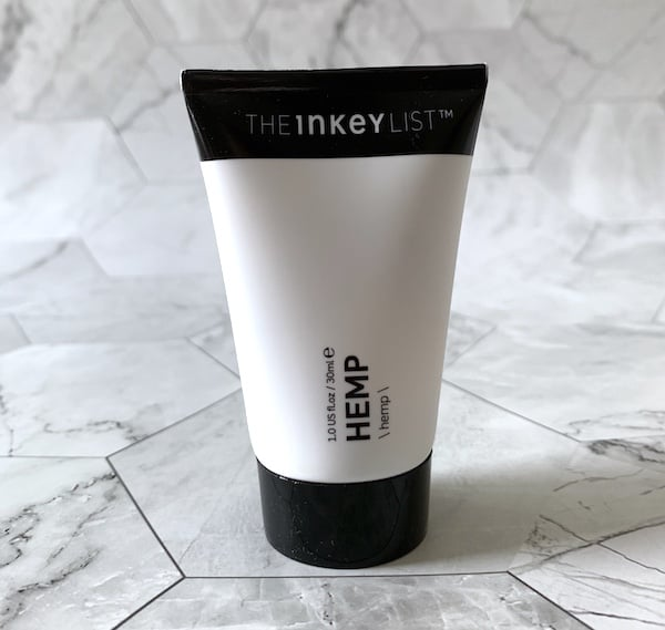 The Inkey List Hemp Moisturizer