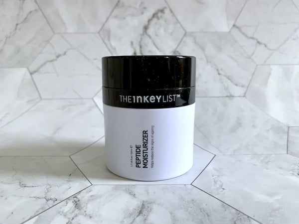 The Inkey List Oat Peptide Moisturizer