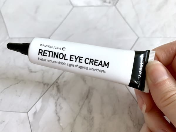 The Inkey List Oat Retinol Eye Cream
