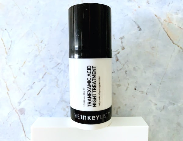 The Inkey List Tranexamic Acid Night Hyperpigmentation Treatment
