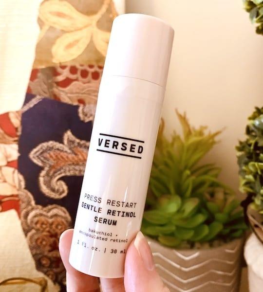 Versed Press Restart Retinol Serum