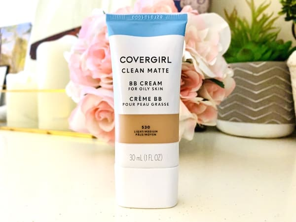 CoverGirl Clean Matte BB Cream in Light-Medium