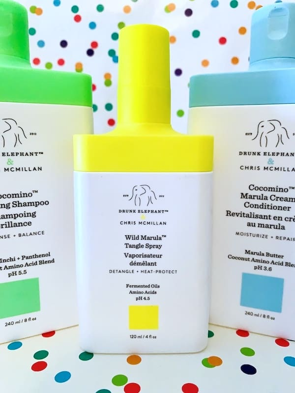 Drunk Elephant Haircare - Wild Marula Tangle Spray