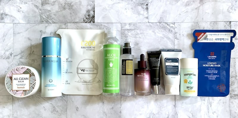 How to Do The 10-Step Korean Skincare Routine - A Beauty Edit
