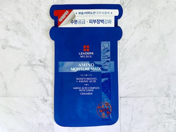 Leadrs Mediu Amino Moisture Sheet Mask