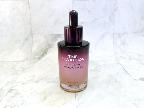 Missha Time Revolution Night Repair Probio Ampoule Serum