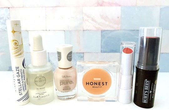 Clean Beauty Products from the Drugstore