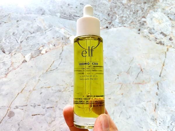 e.l.f. 100 mg CBD Face Oil