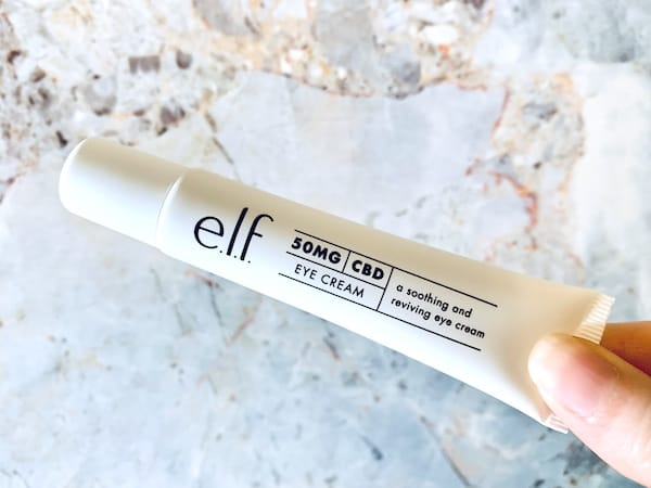 e.l.d. 50 mg CBD Eye Cream