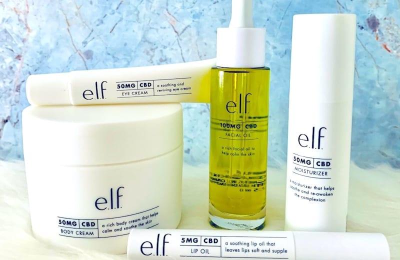 e.l.f. Full Spectrum CBD Skincare Collection Review