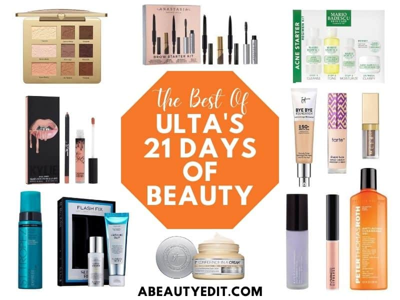 The Best of Ulta's 21 Days of Beauty Fall 2020