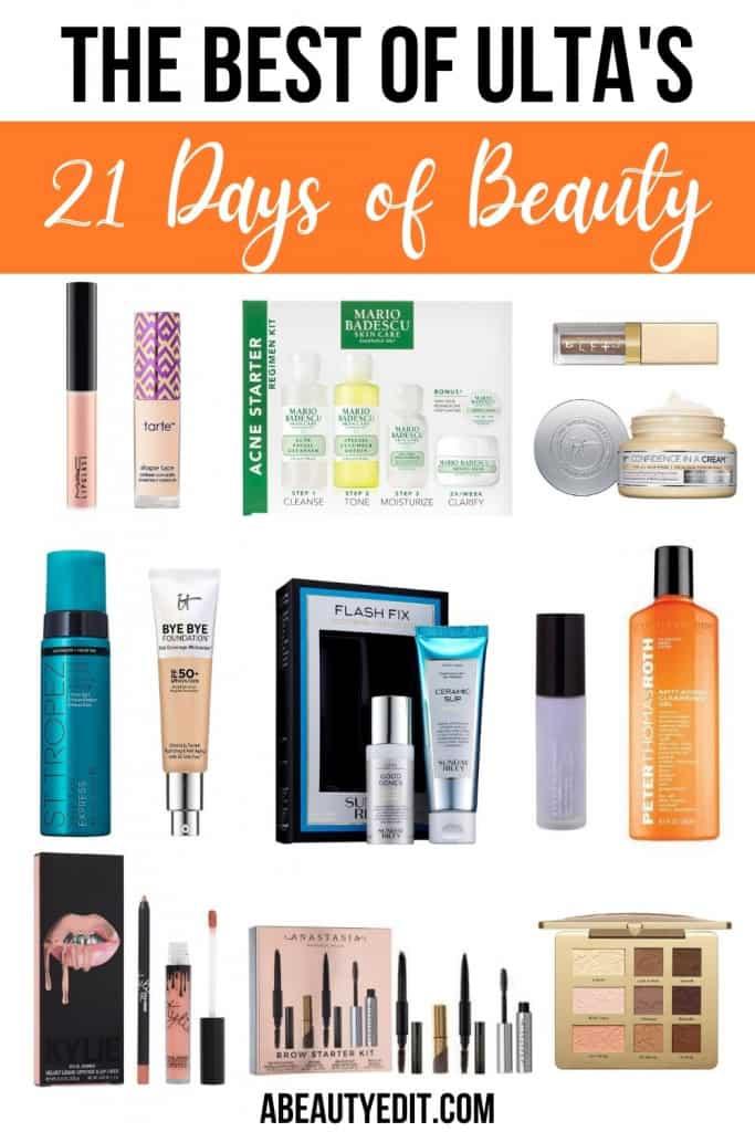 The Best of Ulta's 21 Days of Beauty