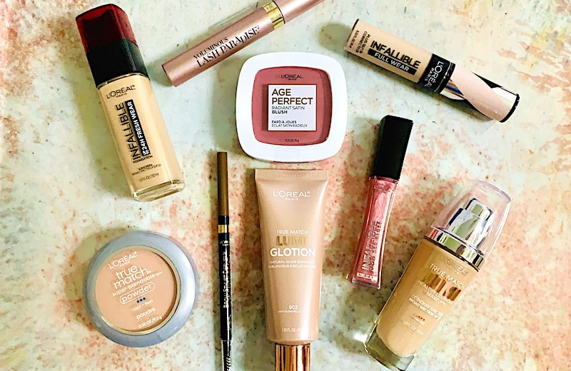 The Best of L'Oreal Drugstore Makeup 2020